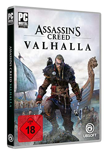 Assassin's Creed Valhalla Standard Edition   Uncut - [PC] - [Code in a box - enthält keine CD]