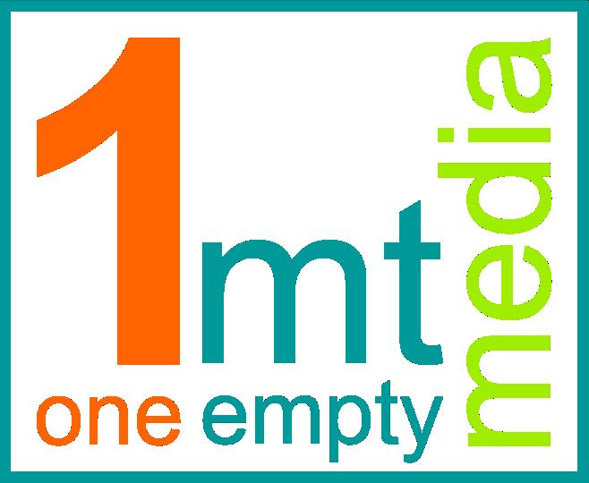 one empty media